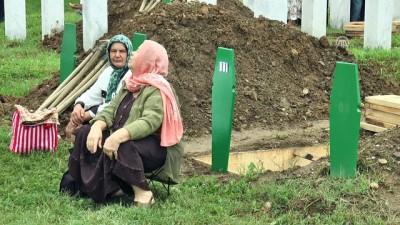 anit mezar - 35 Srebrenitsa kurbanı toprağa verilecek - POTOÇARİ
