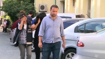 Adnan Oktar suç örgütüne operasyon - Sağlık kontrolleri - İSTANBUL
