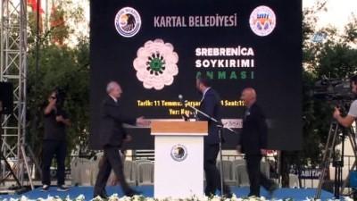 """CHP Lideri Kılıçdaroğlu: """"Kişiler kimlikleri dolayısıyla yargılanamazlar, Bosna Hersek'te yaşanan olay bir kimlik olayıdır"""""""