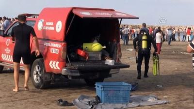 Denize giren 4 kişi boğulma tehlikesi geçirdi - ORDU