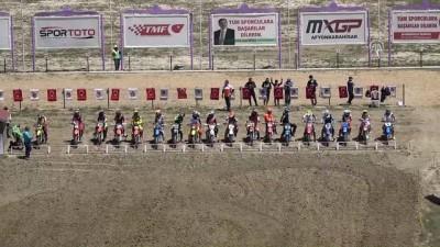 Dünya Motokros Şampiyonası'na doğru - AFYONKARAHİSAR