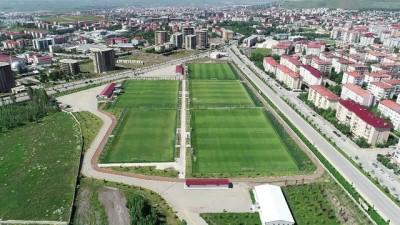 Erzurum, 4 yılda 220 futbol takımını ağırladı