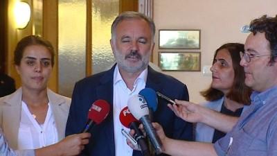 HDP Meclis Başkanı adayı Siirt milletvekili Meral Danış Beştaş oldu