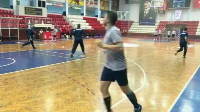 İşitme Engellilerin Dünya Hentbol Şampiyonası'ndaki hedefi ilk 3 - İZMİR