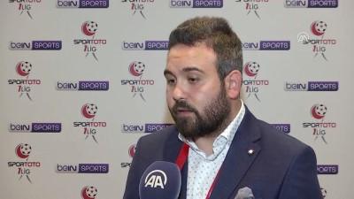devre arasi - 'İzmir futboluna yeni bir soluk kattık' - İSTANBUL