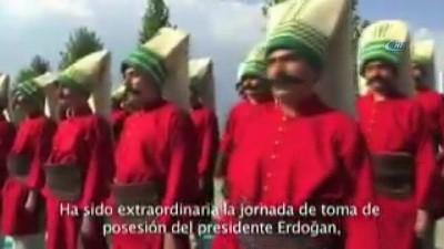 """- Maduro'dan Erdoğan için """"Selvi Boylum Al Yazmalım"""" paylaşımı"""