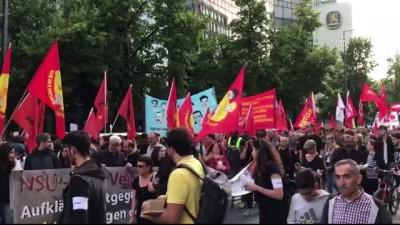 NSU davası sonrası ırkçılık karşıtı yürüyüş - MÜNİH
