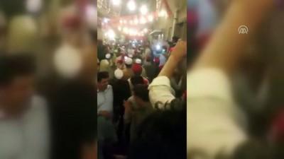 Pakistan'daki canlı bomba saldırısı kameralara yansıdı - PEŞAVER