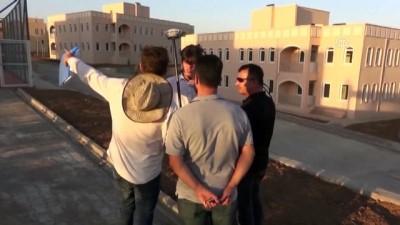 Silopi'de terör mağdurlarının konutları tamamlanma aşamasında - ŞIRNAK