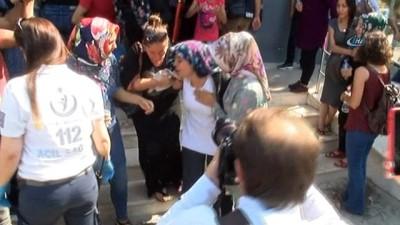 Soma Davası'nda tutuklu sanıklar için açıklanan karar sonrası mahkeme salonu karıştı