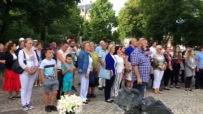 - Srebrenitsa Soykırımının Kurbanları Stockholm'de Anıldı