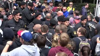 Terör örgütü NSU davası kararına tepkiler - MÜNİH