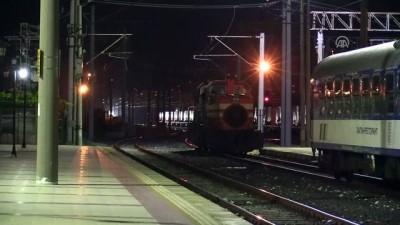 Tren seferleri yeniden başladı - EDİRNE