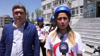 Türk Kadınının Zaferi Bisiklet Turu Projesi - MUŞ