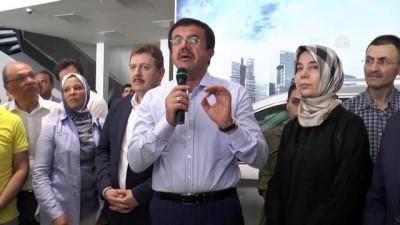 bakanlik - Zeybekci: 'Millete hizmet makamlarında hak yoktur' - DENİZLİ