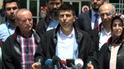 """15 Temmuz Darbe Davaları Platformu Başkanı Alagöz: """" Biz bu davaya sahip çıkmaya devam edeceğiz """""""