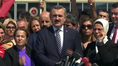 15 Temmuz Şehitler Köprüsü davası - AK Parti İstanbul İl Başkanı Şenocak - İSTANBUL