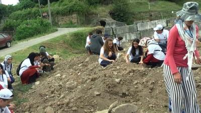 arkeolojik kazi -  Ataları fethetti torunları keşfetti