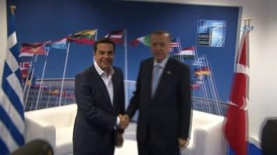 nani -  - Cumhurbaşkanı Erdoğan, Yunanistan Başbakanı Alexis Çipras İle Görüştü