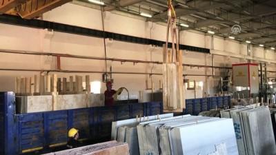 yeni strateji - Doğal taş ihracatına başlandı - BAYBURT