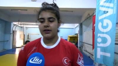 Kilo vermek için judoya başladı, Balkan 3'üncüsü oldu