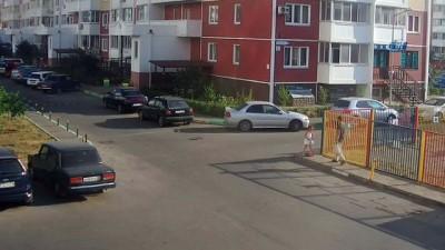 Lpg'li Otomobilin Patlama Anı Kamerada