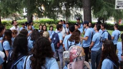 Mehmetçik Vakfının 'kültür gezisi' - BURSA