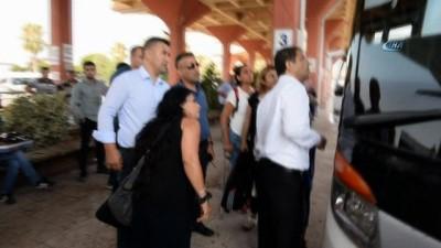 Muavin 200 lira bahşiş veren gurbetçi kadını soydu