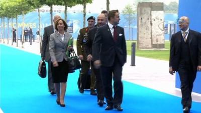 NATO Zirvesinin İkinci Günü Başlıyor