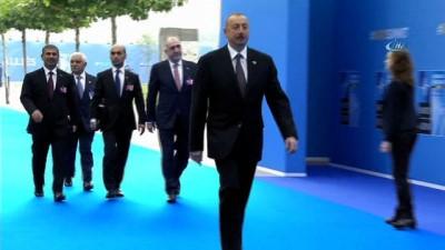 - NATO Zirvesinin ikinci günü başlıyor