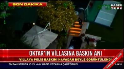 adnan oktar - Oktar'ın villasına baskın anı kamerada