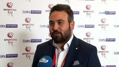 """Özgür Ekmekçioğlu: """"Direkt Süper Lig parolası bizim için doğru olmaz"""""""