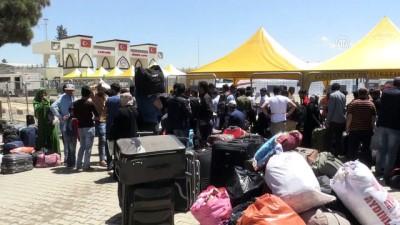 Suriye'ye dönüş hızı desteğe bağlı - GAZİANTEP