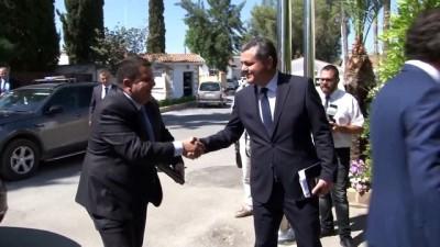 strateji - 'Türkiye'den KKTC'ye kabloyla elektrik gelmesine sıcak bakıyoruz' - LEFKOŞA
