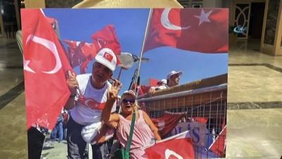15 Temmuz Demokrasi ve Milli Birlik Günü gözyaşlarıyla anıldı