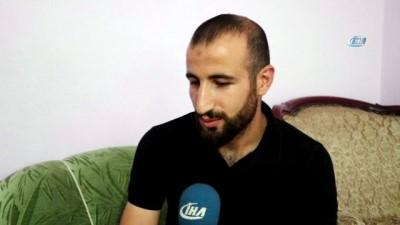 """15 Temmuz Gazisi Enes Gün: """"Ne zaman elimi yarama atsam içimde inanılmaz bir gurur oluyor"""""""