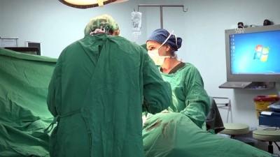 Akciğer ameliyatlarında yeni teknik - TRABZON
