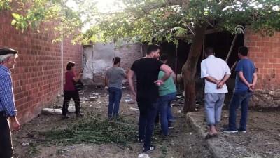Aydın'da hayvanın bakımsızlıktan öldüğü iddiası