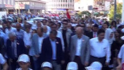 beraberlik -  Balıkesir'de Milli Birlik ve Beraberlik yürüyüşü