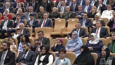Cumhurbaşkanı Erdoğan: 'FETÖ bitme noktasına, PKK ve uzantıları ise nefes alamaz duruma gelmiştir' - ANKARA