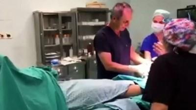Doktor ameliyatı yaptı hasta türkü söyledi