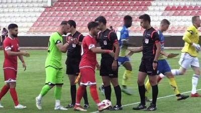devre arasi - Futbol: Hazırlık maçı - Boluspor: 2 - KVC Westerlo: 2 - BOLU