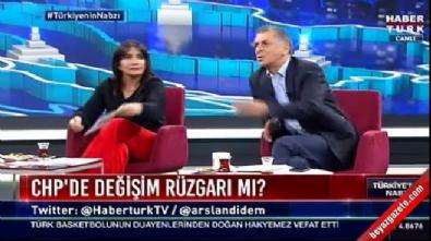Habertürk TV'de 'Havuz Medya tartışması'