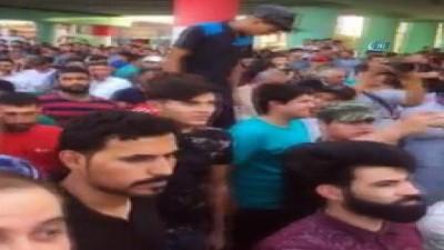 - Iraklı protestocular Başbakan el-İbadi'nin otelini bastı
