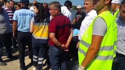 Kazak Gölü'de kaybolan gencin cesedine ulaşıldı - TEKİRDAĞ