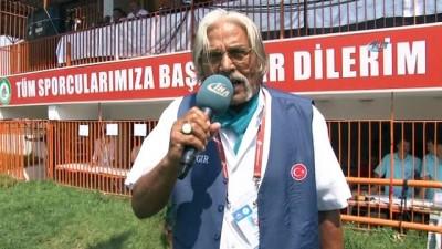 yagli gures -  Kırkpınar'ın 52 yıllık yaşayan efsanesi Başcazgır 'Pele Mehmet'
