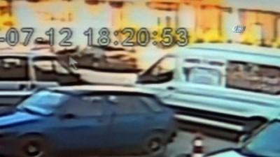 ozel harekat polisleri -  Manisa'daki silahlı çatışmanın güvenlik kamera görüntüleri ortaya çıktı