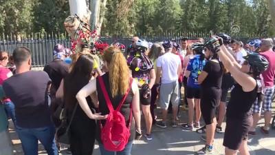 lise ogrenci - Oğlunun ölümüne dikkati çekmek için yaptığı bisikleti ağaca asacak - İZMİR
