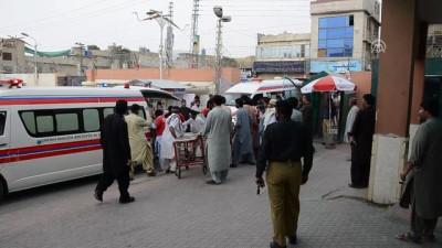 Pakistan'da iki mitingde bombalı saldırı: 132 ölü - İSLAMABAD