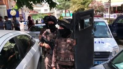 Polise ateş açan uyuşturucu bağımlısı genç gözaltına alındı - BURSA